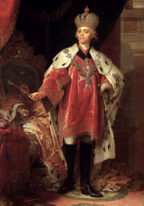 Paul I of Russia: the first pseudo-Romanov?