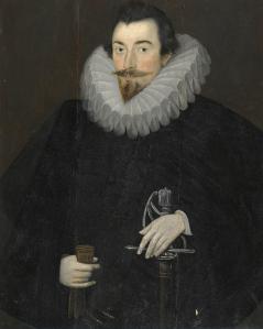 Sir John Harrington, toilet inventor and potty humorist
