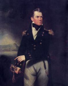 Commodore Sir George Ralph Collier, Baronet, commander of the West Africa Squadron from 1818 to 1821