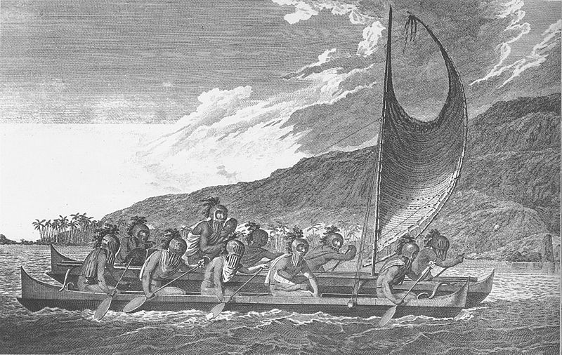 the polynesians role on the easter island in the history Most scholars agree the first easter islanders were polynesian, but how  easter  island, arrived in 1722, scholars have debated the origins of.
