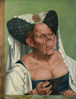 The Ugly Duchess, Quentin Matsys