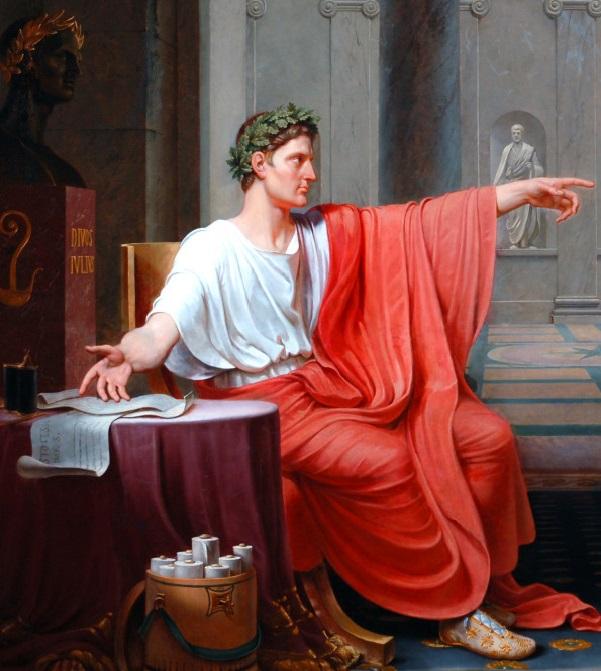 the politics of caesar augustus essay